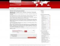 domainbewertung.de.com - Bewertungsystem von Domains und Webseiten